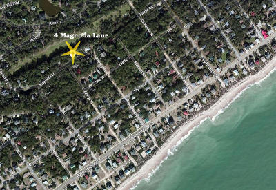 Edisto Island SC Residential Lots & Land For Sale: $98,900