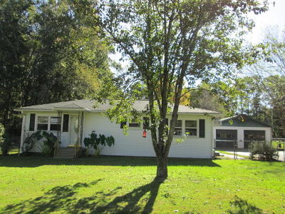 Summerville Single Family Home Contingent: 3371 Von Ohsen Road