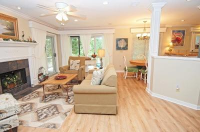 Seabrook Island Attached For Sale: 2776 Hidden Oak Drive
