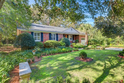 Mount Pleasant Single Family Home For Sale: 967 Cottingham Drive