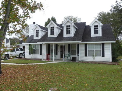 Goose Creek Single Family Home Contingent: 1073 Willowood Avenue