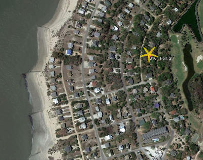 Edisto Island SC Residential Lots & Land For Sale: $104,000