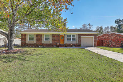 Goose Creek Single Family Home Contingent: 364 Water Oak Drive