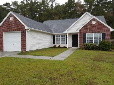 Goose Creek Single Family Home Contingent: 326 Slow Mill Drive