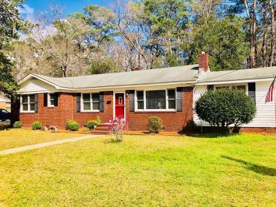 Walterboro Single Family Home For Sale: 201 Center Street