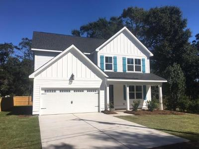 Single Family Home For Sale: 481 Fort Johnson