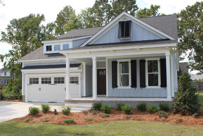 Charleston Single Family Home For Sale: 2456 Farm Cottage Lane