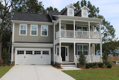 Charleston Single Family Home For Sale: 2635 Farm Cottage Lane