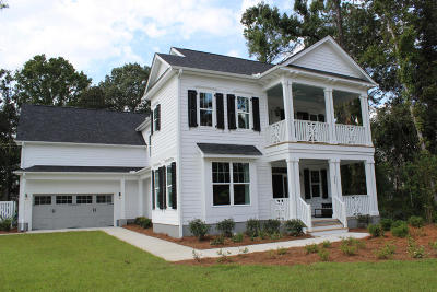 Charleston Single Family Home For Sale: 3216 Farm Cottage Lane