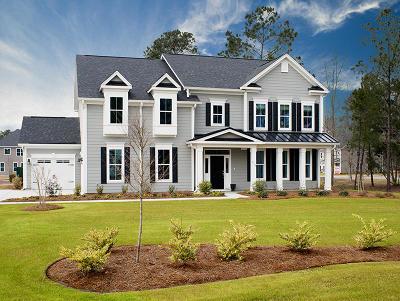Charleston Single Family Home For Sale: 3703 Farm Cottage Lane