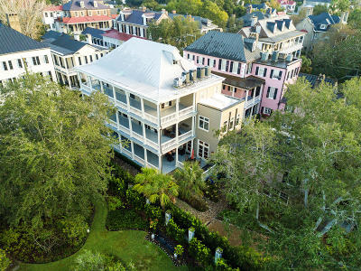 Charleston Single Family Home Contingent: 125 Tradd Street