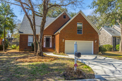 Mount Pleasant Single Family Home For Sale: 1295 Deep Water Drive