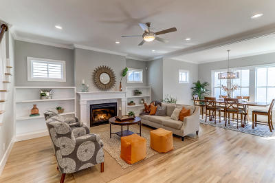 Mount Pleasant Single Family Home For Sale: 1584 Paradise Lake Drive