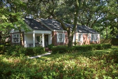 Charleston Single Family Home For Sale: 410 Wappoo Rd