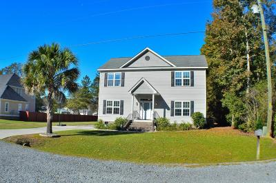 Summerville Single Family Home For Sale: 109 Young Drive