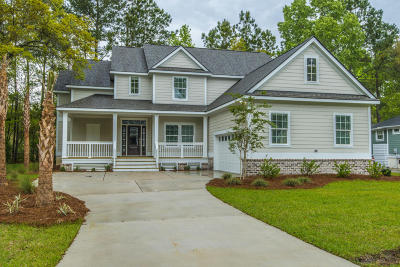 Single Family Home For Sale: 4769 Stono Links Drive