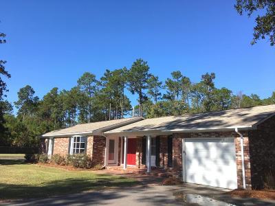 Walterboro Single Family Home For Sale: 230 Otis Road