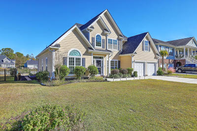 Charleston Single Family Home For Sale: 1198 Rivers Reach Drive