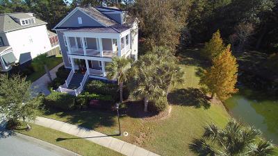 Mount Pleasant Single Family Home For Sale: 4034 Blackmoor Street