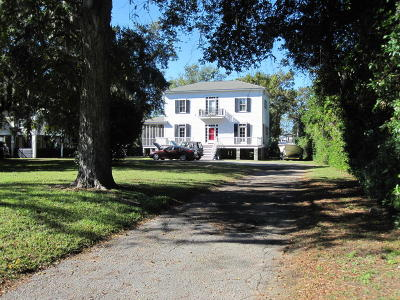 Charleston Single Family Home For Sale: 134 Folly Road Boulevard