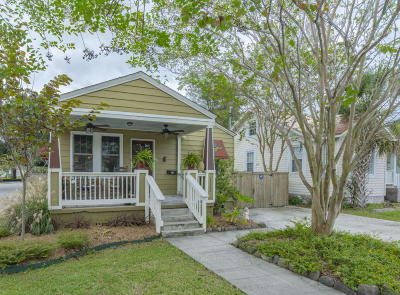 Single Family Home For Sale: 1322 Rutledge Avenue