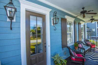 Mount Pleasant, Isle Of Palms, Daniel Island, Awendaw Single Family Home For Sale: 2813 River Vista Way