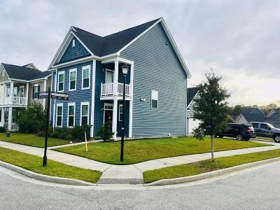Charleston Single Family Home For Sale: 1401 Roustabout Way