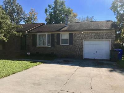 North Charleston Single Family Home Contingent: 3253 Dublin Road