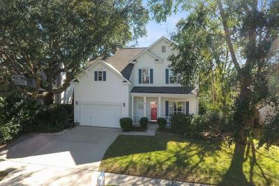 Charleston Single Family Home Contingent: 1522 Harborsun Drive