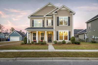 Charleston Single Family Home For Sale: 1208 Topside