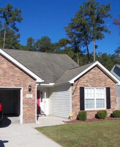Summerville Single Family Home For Sale: 117 Felder Creek Road