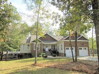 Single Family Home For Sale: 100 Red Cypress Landing
