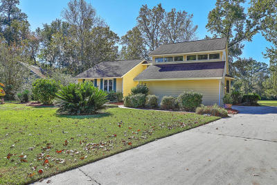 Charleston Single Family Home For Sale: 4 Blackwatch Court
