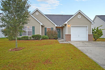 Summerville Single Family Home Contingent: 207 Delafield Drive