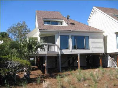 Seabrook Island Attached For Sale: 725 Spinnaker Beach House