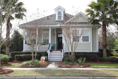 Charleston Single Family Home Contingent: 1511 Mitchell Wharf Street
