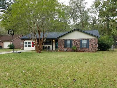 Charleston Single Family Home For Sale: 1023 Yorktown Drive