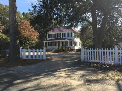 Single Family Home For Sale: 8115 Adams Run School Road