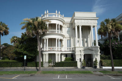 Charleston SC Attached For Sale: $3,850,000