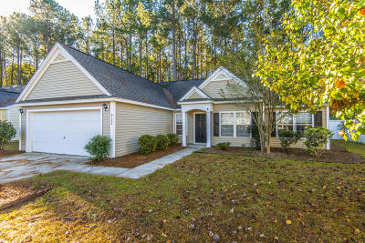 Summerville Single Family Home For Sale: 9152 Wildflower Way