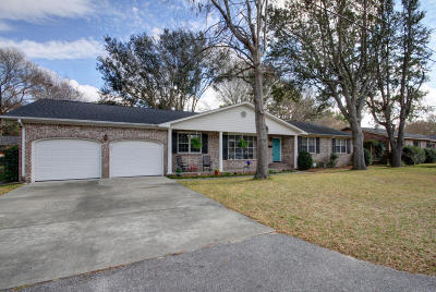 North Charleston Single Family Home For Sale: 5046 Ashby Avenue