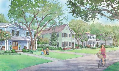 Mount Pleasant Single Family Home For Sale: 1324 Wayne Street