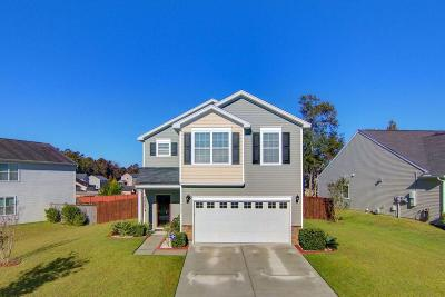 Ladson Single Family Home Contingent: 9667 Godwin Street