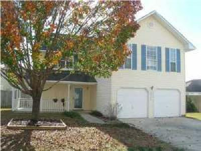 Charleston Single Family Home For Sale: 8407 Creekstone Court