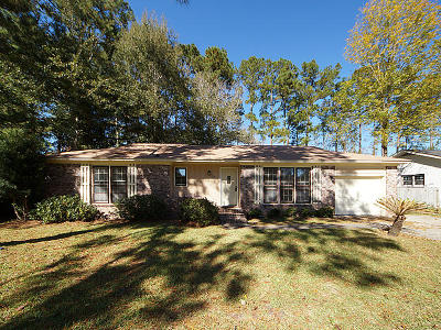 Summerville Single Family Home For Sale: 207 Warington Street