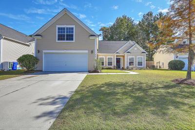 Charleston Single Family Home Contingent: 419 Blue Jasmine Lane
