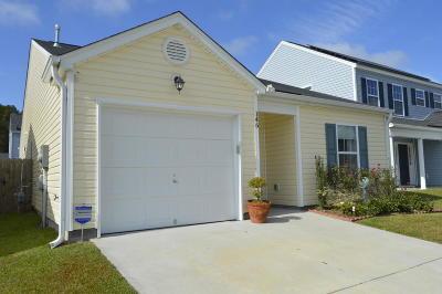 Summerville Single Family Home For Sale: 146 Tyger Street
