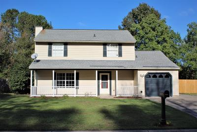 Summerville Single Family Home For Sale: 309 Cherokee Drive