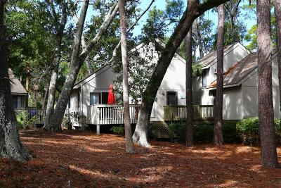 Edisto Island SC Attached For Sale: $115,000