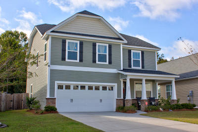 Goose Creek Single Family Home Contingent: 301 Foster Greens Court